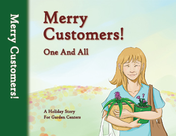 Merry Customers Book